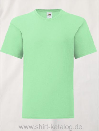 11657-Fruit-Of-The-Loom-Kids-Iconic-T-F130K-Kelly-Green