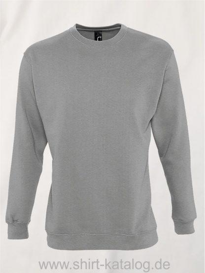 12637-Sols-Sweatshirt-New-Supreme-grey-melange