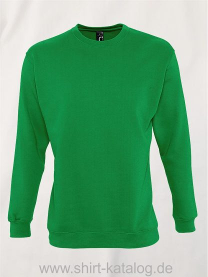 12637-Sols-Sweatshirt-New-Supreme-kelly-green