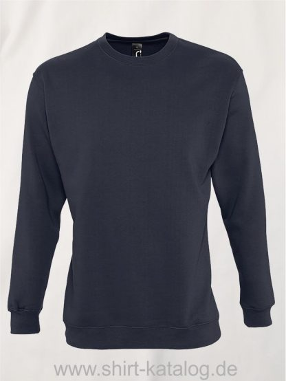 12637-Sols-Sweatshirt-New-Supreme-navy