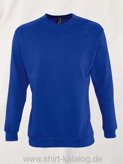 12637-Sols-Sweatshirt-New-Supreme-royal-blue