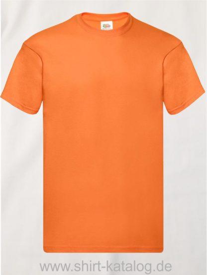 16114-Fruit-Of-The-Loom-Original-T-F110-Orange
