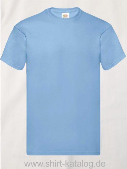 16114-Fruit-Of-The-Loom-Original-T-F110-Sky-Blue