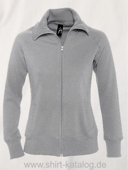 16869-Womens-Zipped-Jacket-Soda-grey-melange