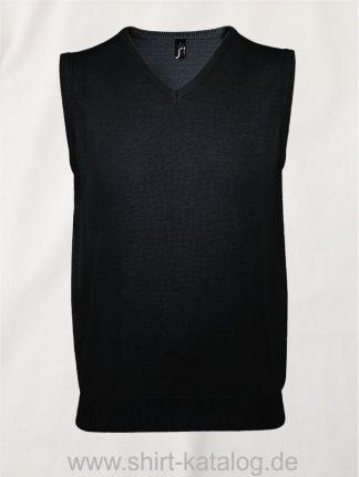 20926-Sols-Unisex-Sleeveless-Sweater-Gentlemen-black