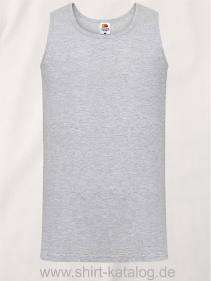 23259-Fruit-of-the-Loom-Athletic-Vest-Heather-Grey