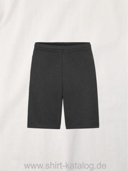 23285-Fruit-of-the-Loom-Lightweight-Shorts-Black