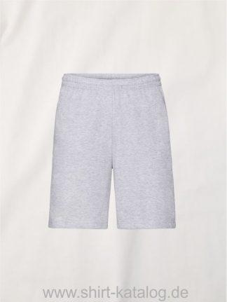 23285-Fruit-of-the-Loom-Lightweight-Shorts-Heather-Grey