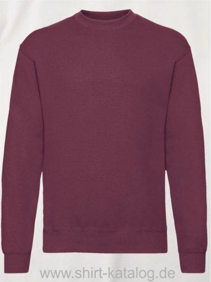 23332-Fruit-of-the-Loom-Classic-Set-in-Sweat-Burgundy