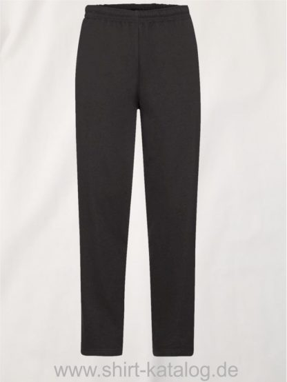 23334-Fruit-of-the-Loom-Classic-Jog-Pants-Black