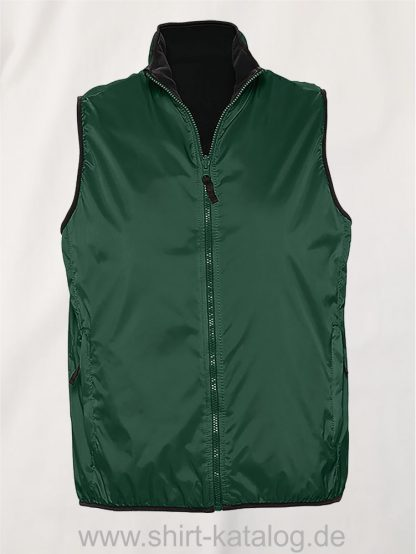 23673-Sols-Unisex-Reversible-Bodywarmer-Winner-forest-green