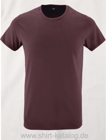 24903-Sols-Regent-Fit-T-Shirt-Oxblood