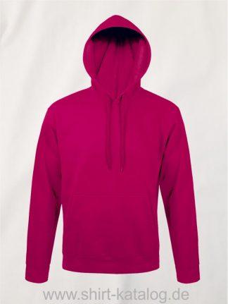 25845-Sols-Unisex-Hooded-Sweat-Shirt-Snake-fuchsia