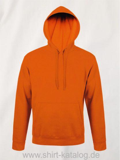 25845-Sols-Unisex-Hooded-Sweat-Shirt-Snake-orange