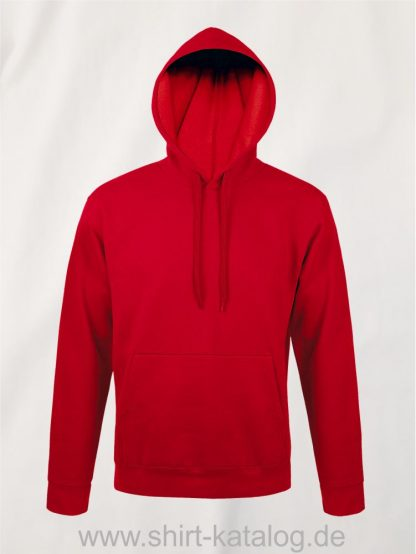 25845-Sols-Unisex-Hooded-Sweat-Shirt-Snake-red