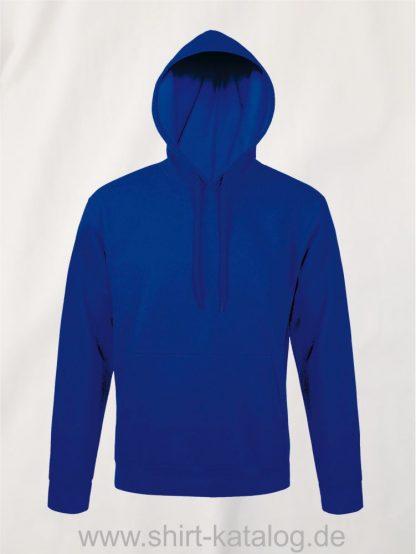 25845-Sols-Unisex-Hooded-Sweat-Shirt-Snake-royal-blue