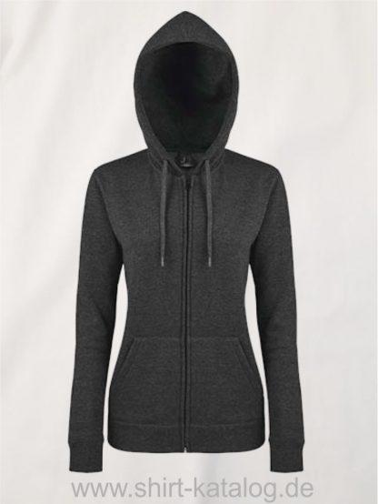 25848-Women-Hooded-Zipped-Jacket-Seven-charcoal-melange