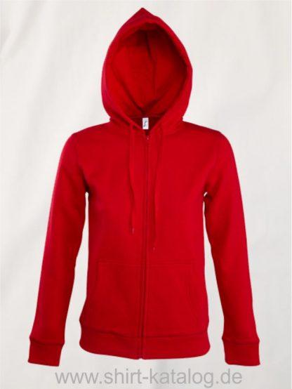 25848-Women-Hooded-Zipped-Jacket-Seven-red