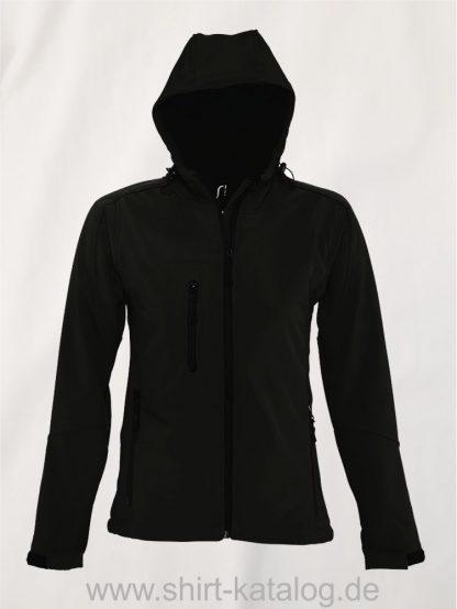 25849-Sols-Womens-Hooded-Softshell-Jacket-Replay-black
