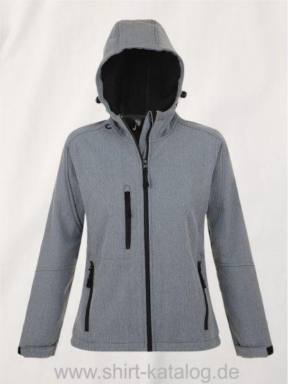 25849-Sols-Womens-Hooded-Softshell-Jacket-Replay-grey-melange