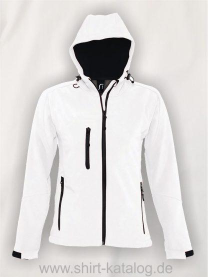 25849-Sols-Womens-Hooded-Softshell-Jacket-Replay-white