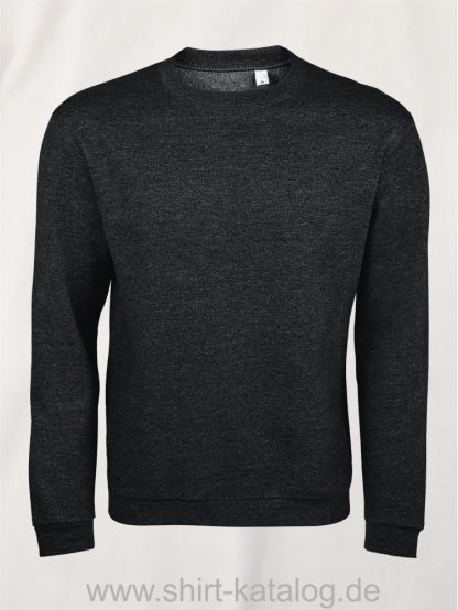 25906-Sols-Sweatshirt-spider-Charcoal-melange