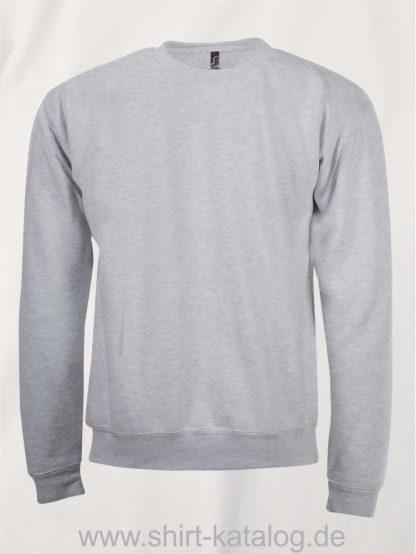 25906-Sols-Sweatshirt-spider-Grey-melange