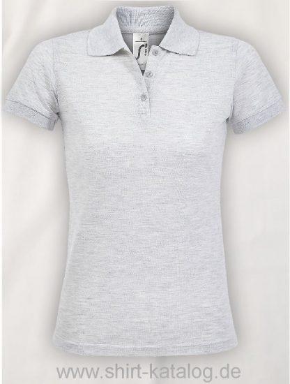 25944-Sols-Women-Polo-Shirt-Prime-Ash
