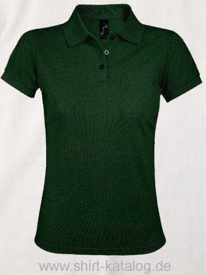 25944-Sols-Women-Polo-Shirt-Prime-Bottle-Green