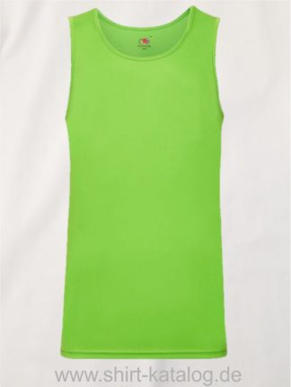 26029-Fruit-of-the-Loom-Performance-Vest-Lime