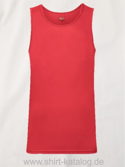 26029-Fruit-of-the-Loom-Performance-Vest-Red