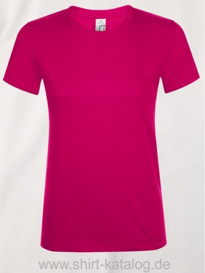 26617-Sols-Regent-Women-T-Shirt-01825-Fuchsia