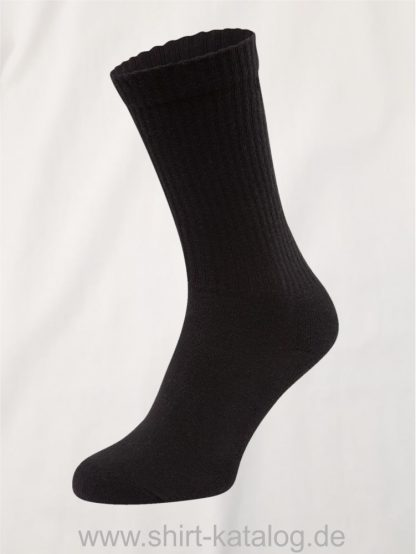 28219-Fruit-of-the-Loom-Fruit-Crew-Socks-Black