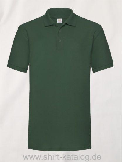 6535-Heavy-Piqué-Polo-Bottle-Green