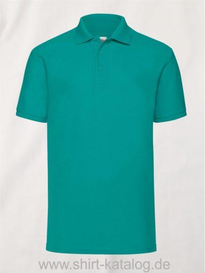 6535-Piqué-Polo-Emerald
