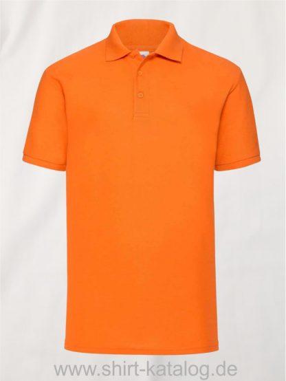 6535-Piqué-Polo-Orange