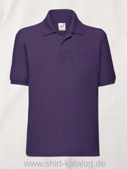 6535-Polo-Kids-Purple