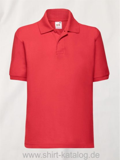 6535-Polo-Kids-Red