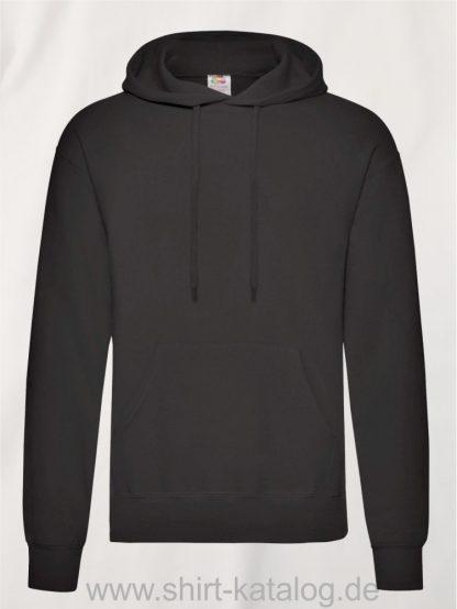 Classic-Hooded-Sweat-Black
