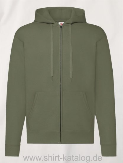 Classic-Hooded-Sweat-Jacket-Classic-Olive