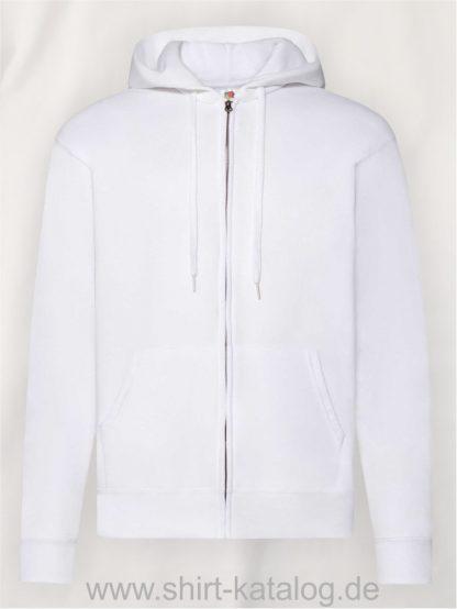 Classic-Hooded-Sweat-Jacket-White