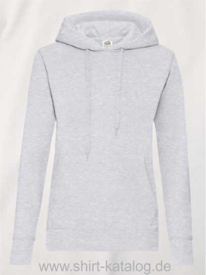 Classic-Hooded-Sweat-Lady-Fit-Heather-Grey