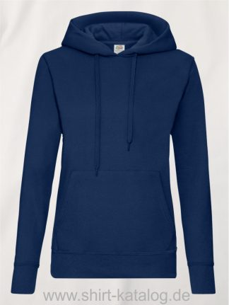 Classic-Hooded-Sweat-Lady-Fit-Navy