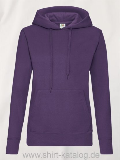 Classic-Hooded-Sweat-Lady-Fit-Purple
