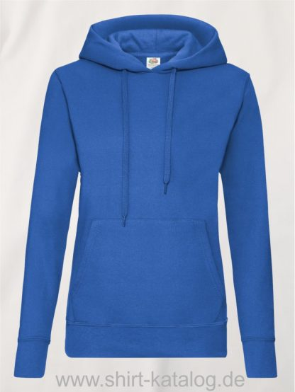 Classic-Hooded-Sweat-Lady-Fit-Royal