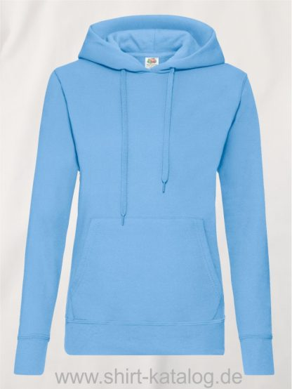 Classic-Hooded-Sweat-Lady-Fit-Sky-Blue