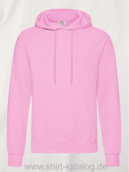 Classic-Hooded-Sweat-Light-Pink