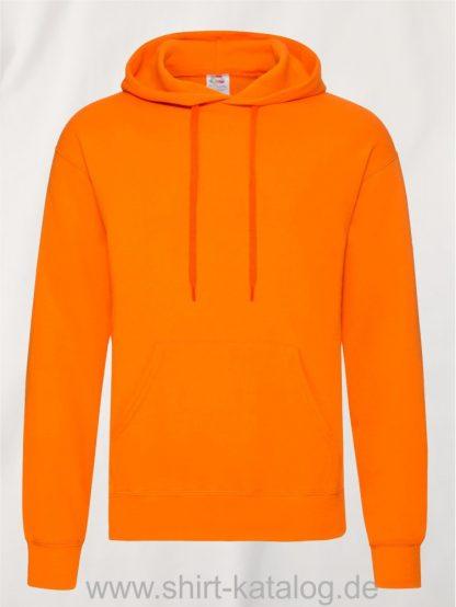 Classic-Hooded-Sweat-Orange