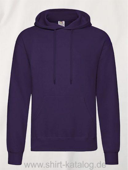Classic-Hooded-Sweat-Purple