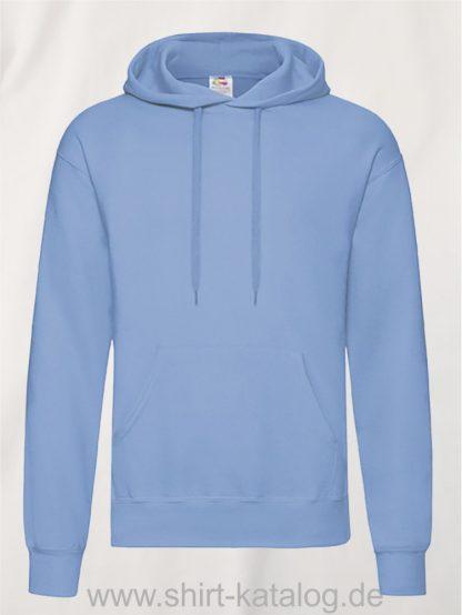 Classic-Hooded-Sweat-Sky-Blue